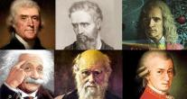 6 inspired minds