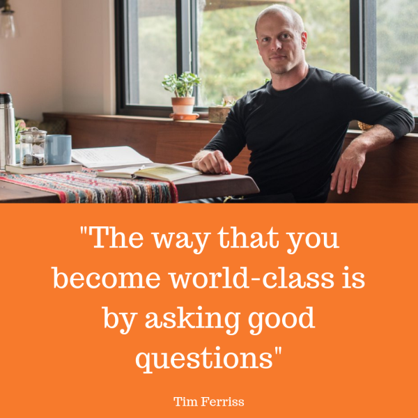 coacht.blog Tim Ferriss Quote Questions