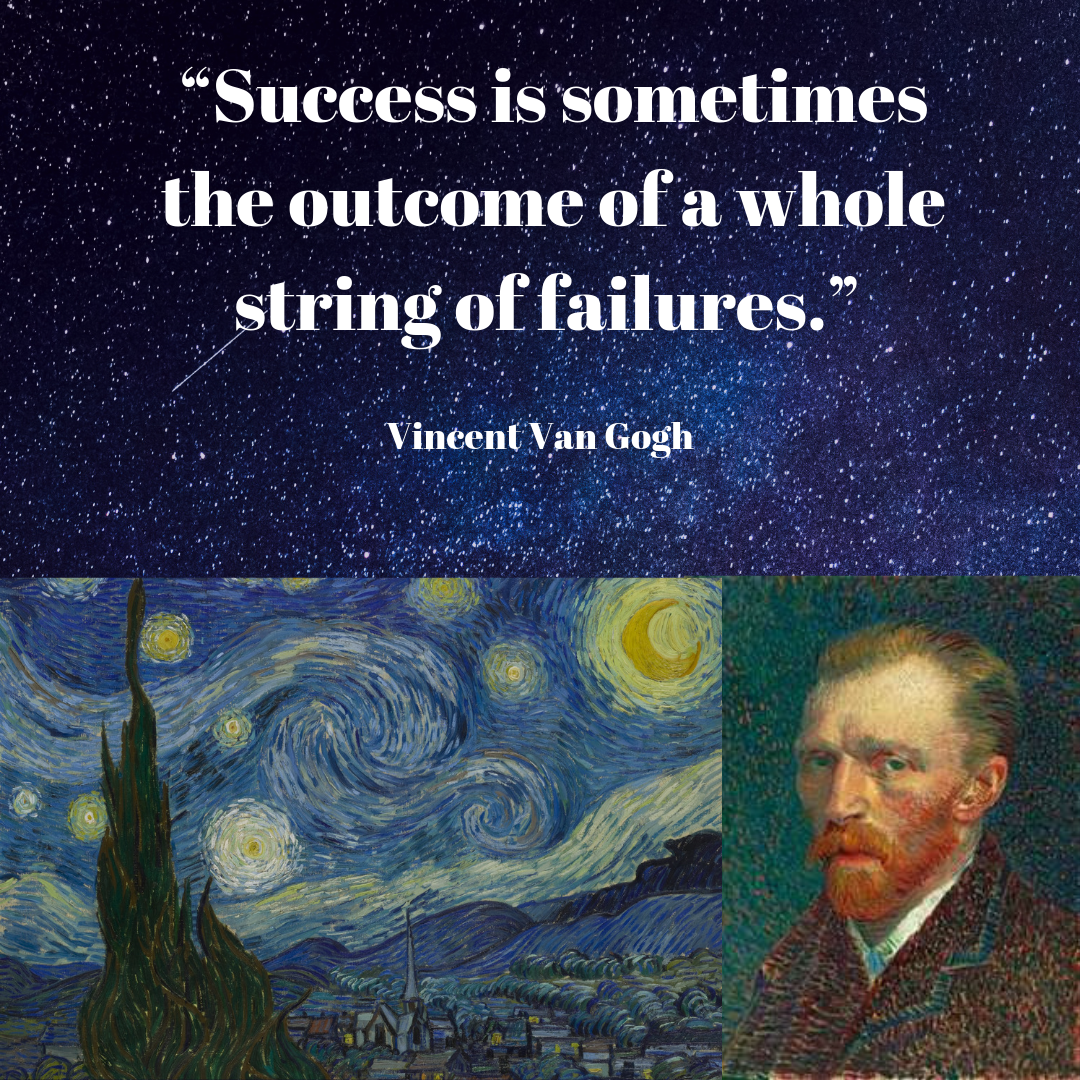 coacht.blog Van Gogh Quote